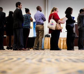 Rising U.S. Layoffs Suggest Labor Market May Be Pulling Back