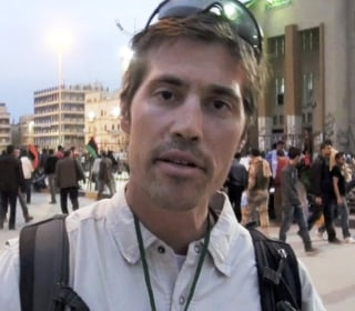 ISIS 'Waterboarded' James Foley: Sources