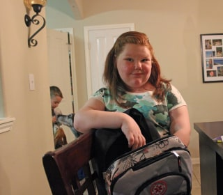 Once-Obese Texas Girl Returns to School 'Reborn' but at Risk