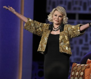 Joan Rivers Clinic Will Lose Medicare Coverage: Feds