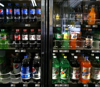 Mexico's Sugary Drink Tax is Working, Study Suggests