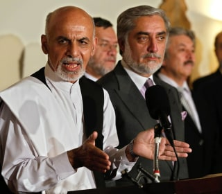 Power-Sharing Deal Struck in Afghan Election