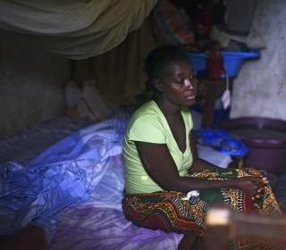#FightEbola: She Survived, But Is Shunned