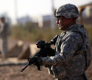 Why the Number of U.S. Troops in Iraq's ISIS Fight Keeps Rising