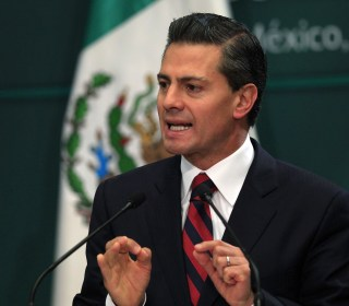 Mexican President Peña Nieto Accused of Plagiarizing Law School Thesis