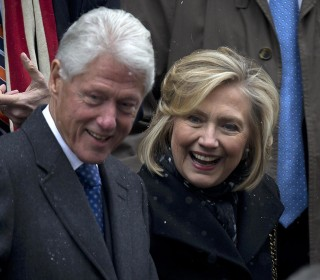 Clintons Say They've Paid $44 Million in Federal Taxes Since 2007