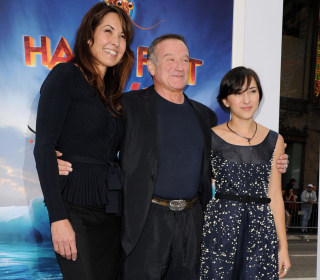 Robin Williams' Wife and Children Fight Over Estate