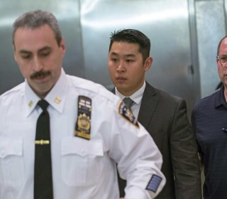 In Tears On Stand, NYPD Cop Recalls Fatal Shooting of Akai Gurley