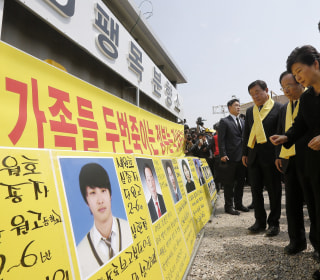 Sewol Ferry Anniversary: Fury and Grief Mark South Korea Memorials