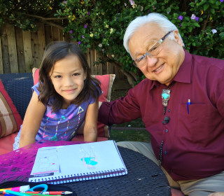 Congressman Mike Honda's Transgender Granddaughter Makes Him Proud
