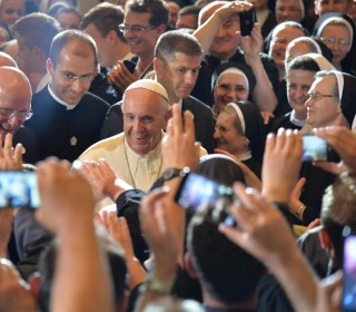 WATCH: Highlights From Pope Francis' Foreign Trips