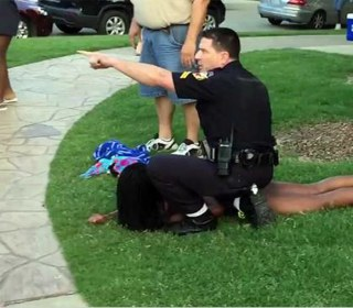 Texas Ex-Cop Who Threw Teen to Ground Will Not Face Charges