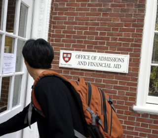 Lawsuit accuses Harvard of discriminating against Asian-American applicants in 'personal ratings'