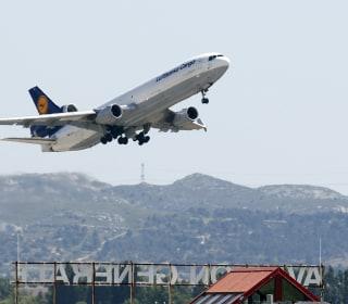 Germanwings Plane Crash: Spanish Victims' Bodies Are Flown Home