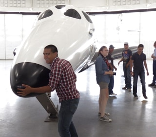 Spaceport America Launches a Tourist Operation That's Down to Earth