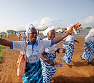 Ebola Returns to Liberia