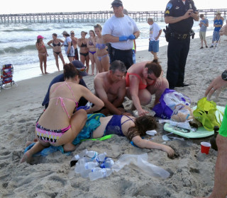 Shark Attacks on Rise on North Carolina Coast