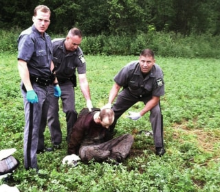 Prison Escapee David Sweat Returns to Max Security for First Time in 4 Weeks