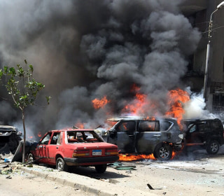 Hisham Barakat, Egypt's State Prosecutor, Dies After Attack on His Cairo Convoy