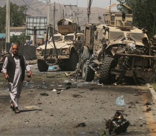 Kabul Suicide Bomb Blast Hits NATO Convoy, Kills 1 Civilian