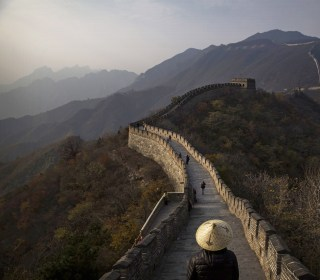 China's Great Wall: 30 Percent of UNESCO World Heritage Site Gone