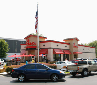 Chick-Fil-A, Texas Roadhouse Are America's Favorite Restaurants