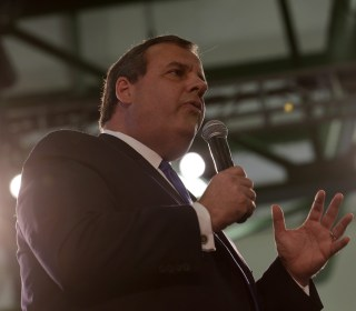 Chris Christie on Crowded 2016 Field: 'I've Never Had Any Problem Getting Attention'