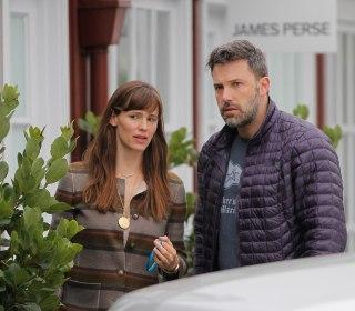 Jennifer Garner and Ben Affleck Officially File for Divorce