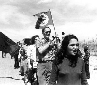 Smithsonian Portrays Civil Rights Struggle Through Dolores Huerta