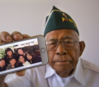 WWII Filipino Veterans Fight Visa Backlog to Reunite With Families