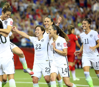 U.S. Women Beat Germany to Advance to World Cup Final