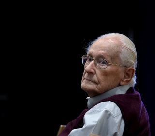 'Accountant of Auschwitz' Oskar Groening: I Can Only Ask God for Forgiveness