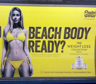 'Beach Body Ready' Weight Loss Ads Spark Backlash in New York