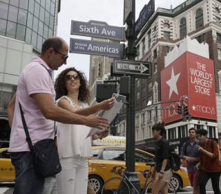 Honeymoon Ends for Greek Couple Left Broke in NYC by Debt Crisis