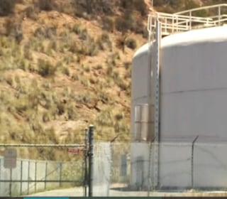 Drought-Hit Calif. City Dumps 550K Gallons of Water