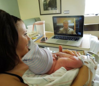 Parenting Over Skype: 7 Lessons From Military Families