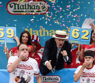 Hot Dog, His Streak Is Over! Joey Chestnut Loses Contest