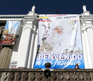Protests Roil Ecuador Ahead of Pope Francis' Visit