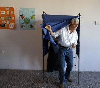 Greece Debt Crisis: Voters Head to Polls on Referendum