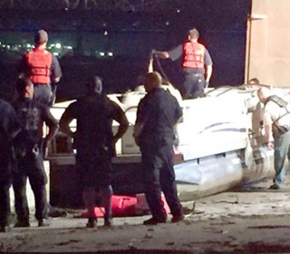 Ohio River Capsize: Louisville Officials Say Two Dead, Three Missing