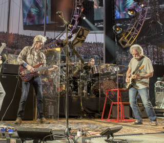 Grateful Dead Break U2's Ticket Record for Chicago's Soldier Field