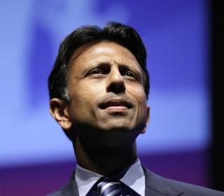 Jindal Swings at Critics With 'Tanned. Rested. Ready.' Slogan