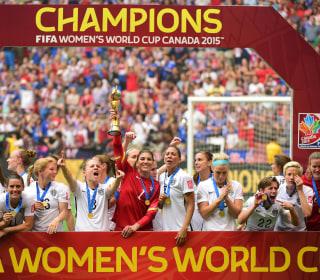 Team USA Women Squash Japan in World Cup Final