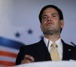 Marco Rubio Outlines Domestic Policy Agenda, Jabs Clinton
