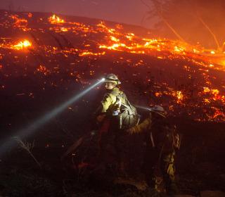 Burning Up: Wildfires Ravage Washington and Oregon