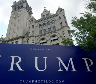 Workers Building Trump Hotel Present Different Immigrant Image
