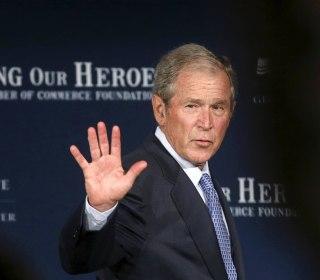 George W. Bush Cuts Radio Ad for Brother's SC Campaign