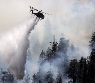 $75K Reward to Catch Pilots Who Flew Drones Over California Wildfires