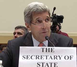 Kerry Back on Hill Facing Tough Questions on Iran Deal