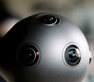 Nokia is Back With a Virtual Reality Camera